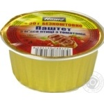 Pate Hame meat with tomatoes 130g