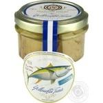 Тунець жовтоперий в оливковій олії Don Gastronom 200г