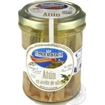 Fish tuna in olive oil 200g