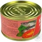 Кільки Fish line обсмажені в томатному соусі 240г - купити, ціни на Novus - фото 8