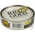Шпроти Ризьке золото в олії 160г - купити, ціни на Novus - фото 2