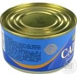Сардини Морской Пролив натуральные с добавлением масла 240г - купить, цены на Фуршет - фото 2