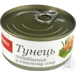 Fish tuna Marka promo Private import in oil 185g