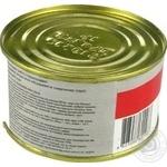 Сардини атлантичні обсмажені в томатному соусі Marka Promo 240г - купить, цены на Novus - фото 2