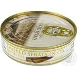 Banga in oil sprats 160g