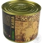 Консервы Алан Каша гречневая со свининой 525г - купить, цены на Novus - фото 4