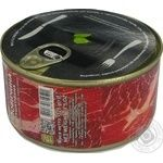 Zdorovo Stewed Beef 325g - buy, prices for Novus - image 4