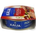 Лосось Kaija с овощами в томатном соусе 220г - купить, цены на Novus - фото 4