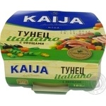 Fish tuna Kaija canned 185g