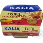 Kaija Mexicano Tuna with Vegetables 185g - buy, prices for CityMarket - photo 2