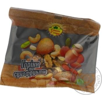 Грецкий орех Вкусы востока 200г - купить, цены на Метро - фото 1
