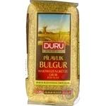 Крупа булгур Duru Bulgur из твердых сортов пшеницы крупнозернистая 500г