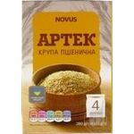 Крупа пшенична АртекNovus 4*70г