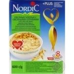 Oat flakes Nordic with bran 600g