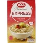 Пластівці вівсяні AXA Express 500г