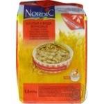 Пластівці Нордік 4 види зернових з цільного зерна 1500г