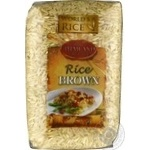 Groats rice World's rice brown 500g
