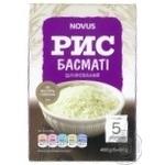 Groats rice Novus 400g