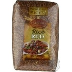 World's Rice long grain red rice  500g