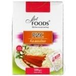 Рис Art Foods Камолино 4х125г