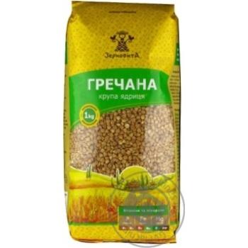 Groats buckwheat Zernovyta 1000g