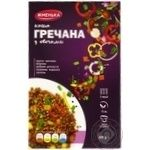 Zhmenka with vegetables buckwheat 200g
