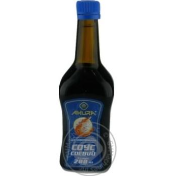 Соус соевый Akura для морепродуктов 230г
