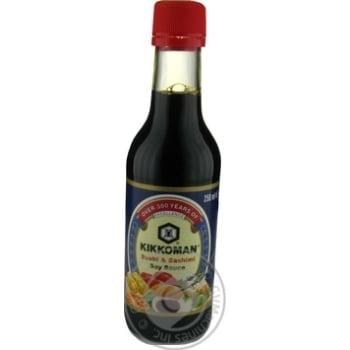 Соус Kikkoman для суші та сашимі соєвий 250мл