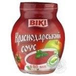 Sauce Viki Krasnodar vegetable 450g glass jar