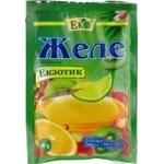 Eko exotic for desserts jelly 90g