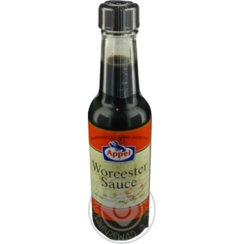 Appel Worcest sauce 140ml