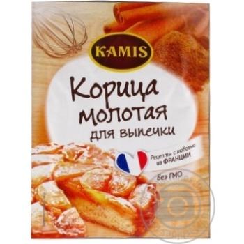 Кориця Kamis мелена для випічки 13г