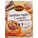 Сахарная пудра Kamis с ванилью и кардамоном 20г