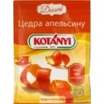 Spices Kotanyi orange 20g