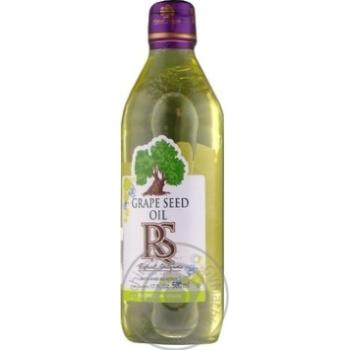 Масло Рафаэль Салгадо из виноградных косточек 500мл Испания