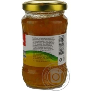 Джем лимонний Akura 200 г - купить, цены на Novus - фото 5