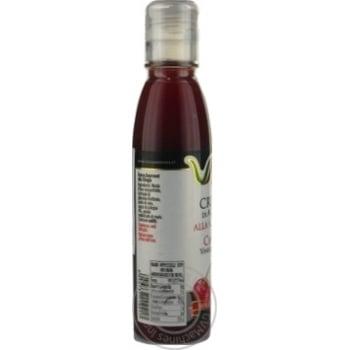 Соус з винного оцту з вишневим соком Villa Modena пет 150мл - купить, цены на Novus - фото 2