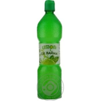 Сок Lemoni лайма 370мл