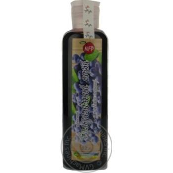 Оцет бальзамічний чорничний з плодами чорниці 200мл пет