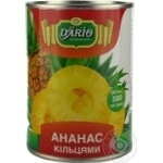 Fruit pineapple Dario ring 580ml