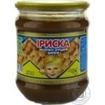 Молоко сгущенное ПМКК Ириска нежирное 530г