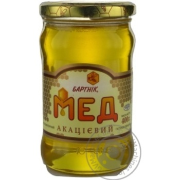 Bartnik acacia honey 400g