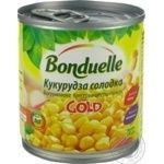 Vegetables corn Bonduelle Gold canned 170g can