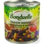 Bonduelle With Corn Red In Sauce Kidney Bean - buy, prices for MegaMarket - image 2