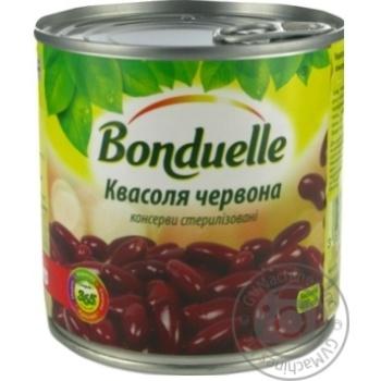 Фасоль Бондюэль красная консервированная 425мл