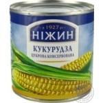 Кукуруза Ніжин ж/б 340г