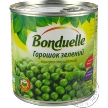 Green pea Bonduelle Select 425ml