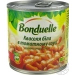 Bonduelle in tomato sauce white bean 425ml