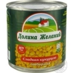 Vegetables corn Dolina jelaniy canned 425ml can