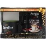 Набор новогодний: кофе Jardin Espresso Di Milano молотый 2*250г + чашка в подарок